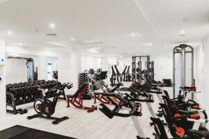 Træningslokale / Dansestudie rengøring - City2Clean